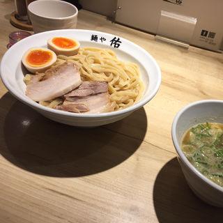 鶏豚つけ麺(麺や 佑)