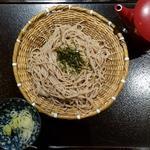 ざるそば(ぬる燗佐藤 御殿山茶寮)