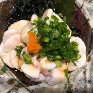 白子ポン酢(中洲 銀寿司 (なかす ぎんずし))