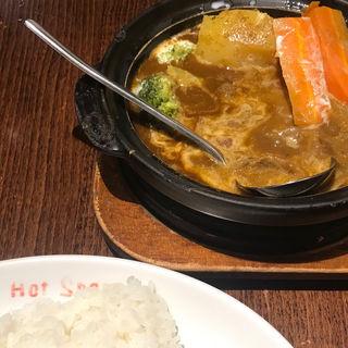 牛すじ野菜カレー(ホットスプーン 丸の内店 (Hot Spoon))
