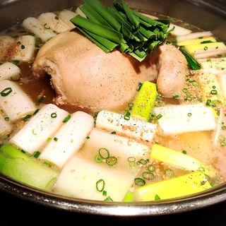 タッカンマリ鍋[1日限定5食] 2~3人前程度(焼肉 本家 Ponga (ポンガ))
