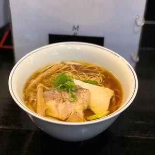 比内地鶏とホタテ貝柱、干し椎茸(ロックンビリーS1 (スーパーワン))