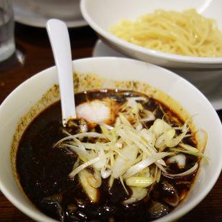 タンタン黒胡麻つけ麺(ちー坊のタンタン麺 大名店)
