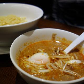 タンタンつけ麺(ちー坊のタンタン麺 大名店)