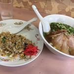 ラーメン・チャーハン(小)(九州中華料理店 (キユウシユウチユウカリヨウリテン))