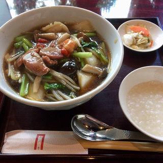 広東麺セット