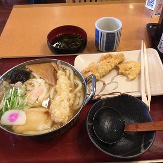 鍋焼きうどん(金比羅製麺 茨木松ヶ本店 )