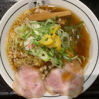 ラーメン(京都 麺屋たけ井 阪急梅田店)