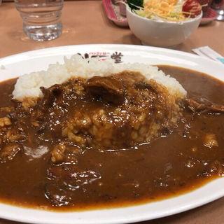 バッファローカレー(カレー堂 難波店 (カレードウ))