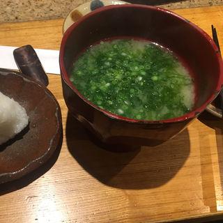 味噌汁(女とみそ汁 )