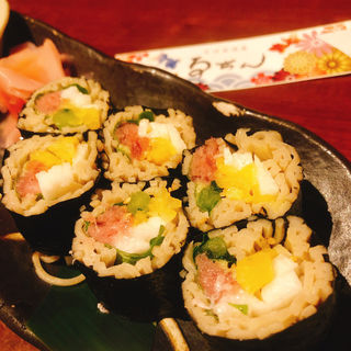 蕎麦寿司(そば居酒屋るちん )