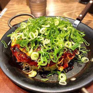 王道 (麺大盛り)(今生焼 マークイズ福岡ももち店)