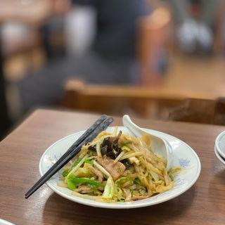 野菜炒めライス(栄楽)