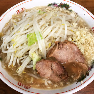 小ラーメン(ラーメン二郎 品川店 (らーめんじろう))