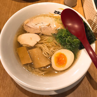 魚介ラーメン(ヒキュウ )