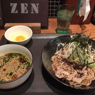 つけ麺(ジャパニーズ ヌードル ゼン)