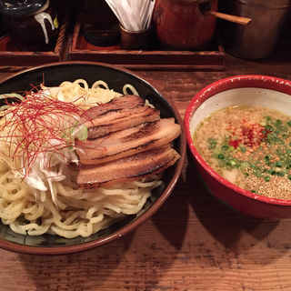 つけ麺(つけ麺らぁ麺油そば六朗)