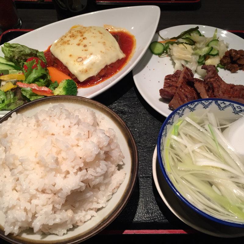 牛タン(牛たん炭焼き 利久 泉北店 (りきゅう))