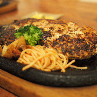 ハンバーグステーキ 450gポンド(ポッケ )