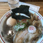 ど煮干しラーメン(つけ麺 冨 (ツケメン トミ))