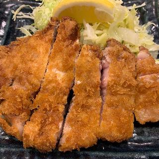 ロースカツ定食(宇田川)