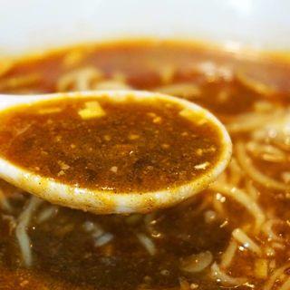 黒胡麻担々麺のお粥セット(チャイニーズキッチン CHINA(チャイナ))