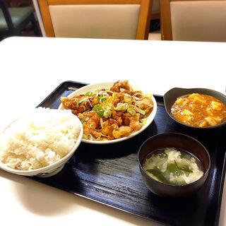 鶏肉の甘辛炒め(中国北方料理 知味観 )