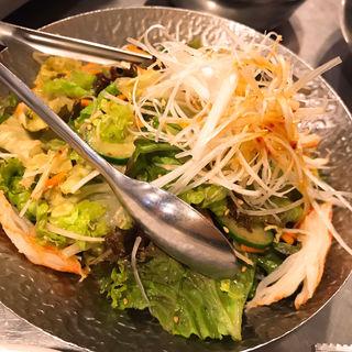 チョレギサラダ(韓豚屋 八重洲店)