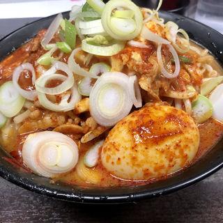 五目麻婆麺(元祖旨辛系タンメン 荒木屋 )