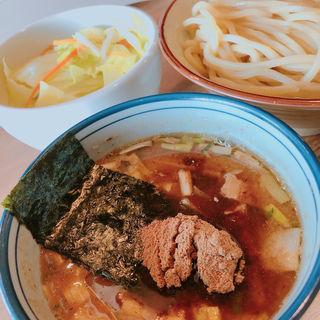 野菜つけ麺  あつもり(つけ麺 真)