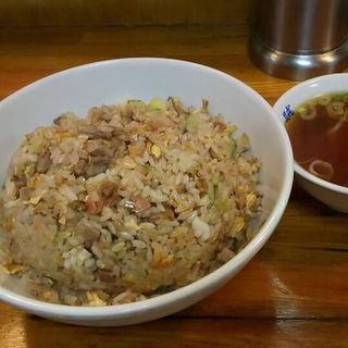 炒飯大盛り(味のラーメン 海賊 )