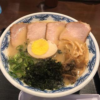 全部のせ(博多麺房 赤のれん 丸の内店 (はかためんぼうあかのれん))