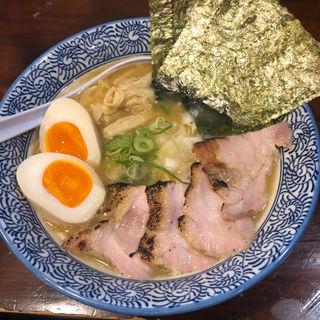特製濃厚鶏醤油ラーメン(ようすけ (【旧店名】うまいの亭))