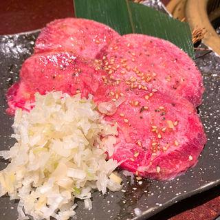 牛タン(焼肉 どうらく 横浜西口店 )