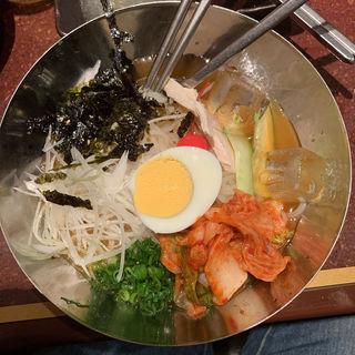 盛岡冷麺(焼肉 どうらく 横浜西口店 )