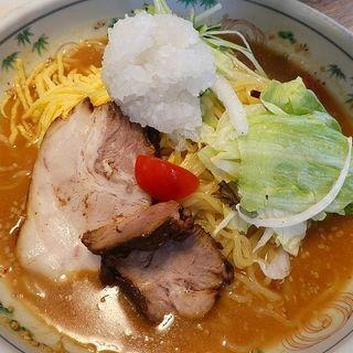 おろし冷麺