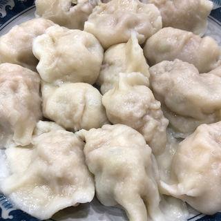 水餃子(8個)(中国料理 金春新館 (コンパルシンカン))
