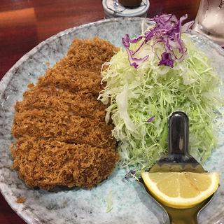 特選ロースかつ定食(とん清 蒲田西口本店 )