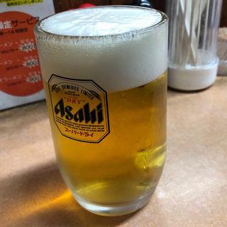 アサヒビール熟撰生ビール(雨風本舗 )