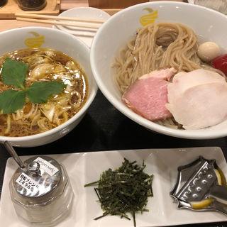 昆布水つけ麺(中華そば 月光軒 (ムンライケン))