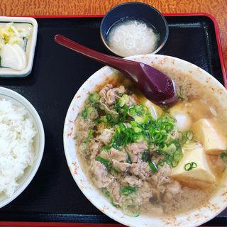 肉吸い定食(一富士食堂 )