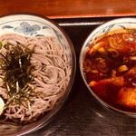 豚辛つけ麺(中)