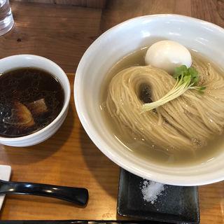 味玉つけ麺(ラーメン 健やか)