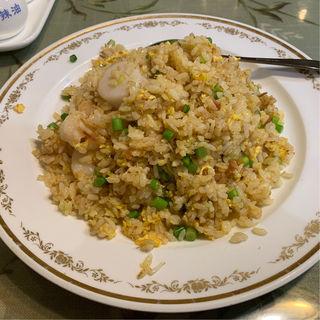 海鮮XO醬炒飯(孔府家宴 長町店 (コウフカエン))