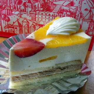 オレンジワインクリームトルテ(こがねや菓子店)