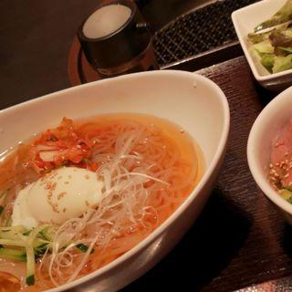 冷麺(ビーフガーデン 二子玉川店 (Beef Garden))