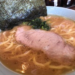 ラーメン並(寿々喜家 曙町店)