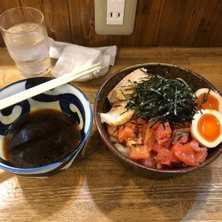 トマトつけ麺(限定品)(つけ麺  冨)