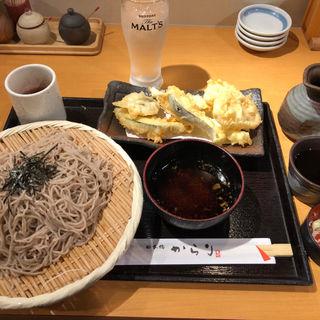 からり天蕎麦(日本橋 からり  京都ヨドバシ店 )