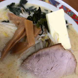 味噌カレー牛乳ラーメン(バター入り)(味の札幌 浅利 )